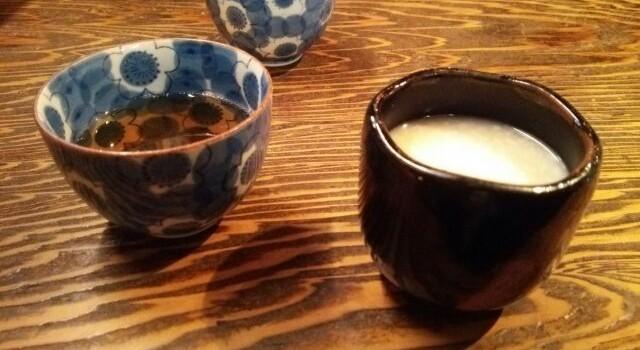 神田明神と甘酒